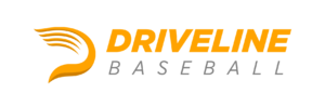 Driveline Baseball Logo Full Orange